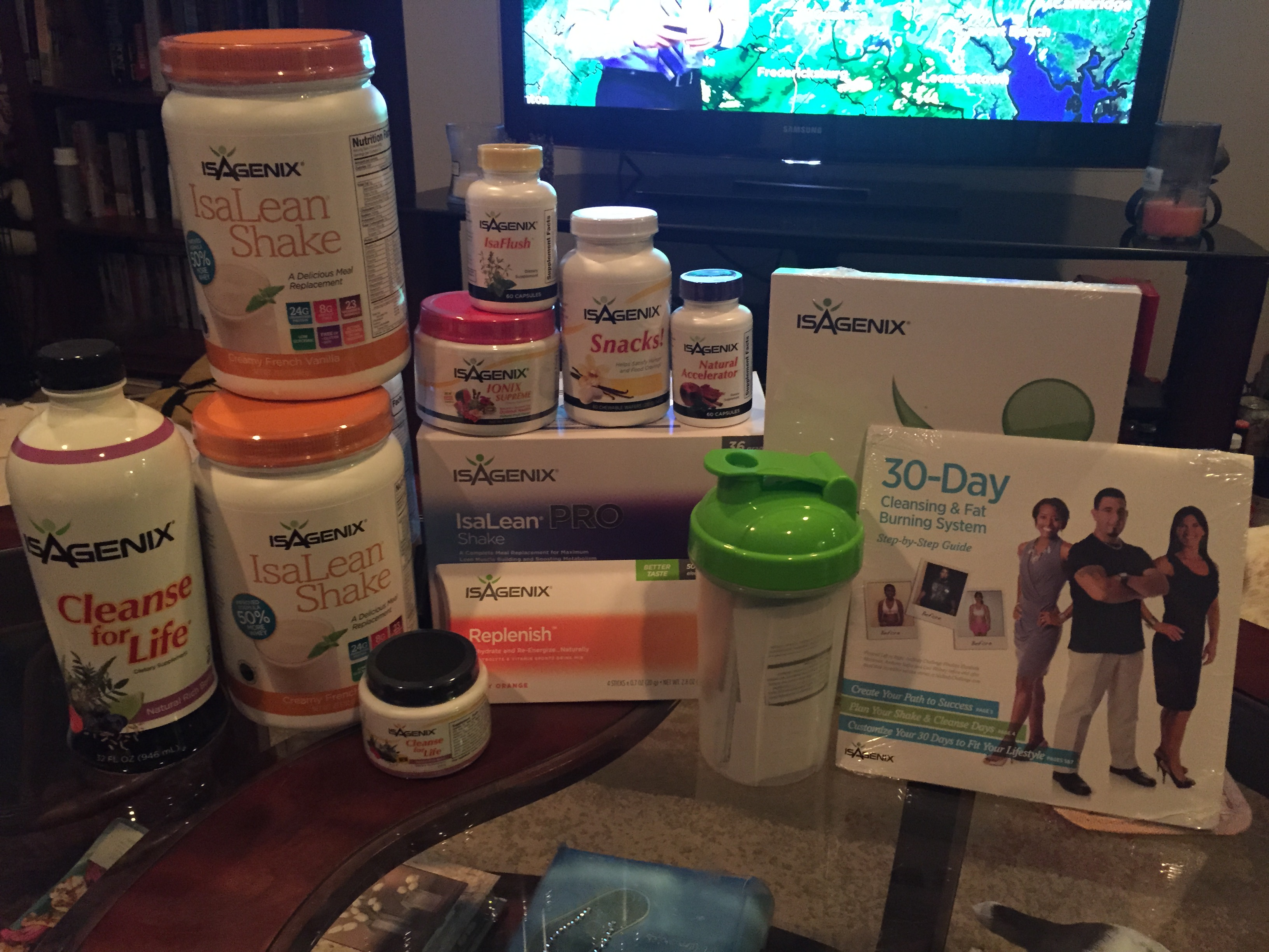 Dietary weight loss supplements